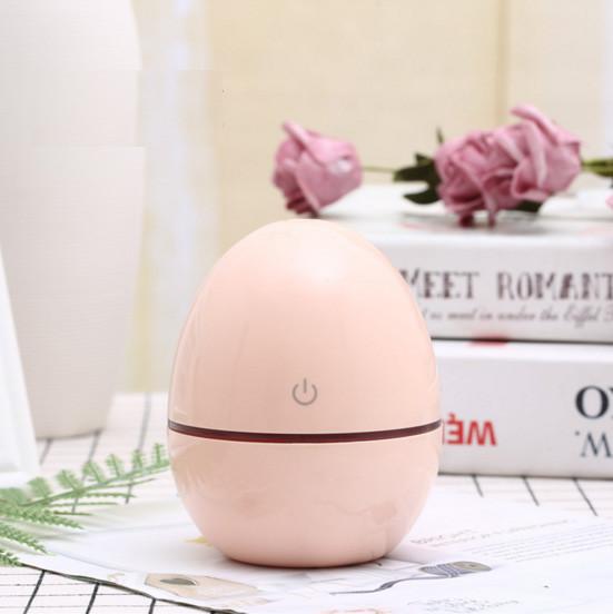 Овлажнител за формата на яйца