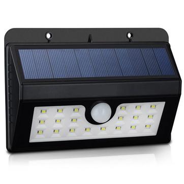 Индикатор за слънчева енергия за движение на стена
