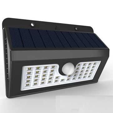 Сензор за движение на слънчева светлина