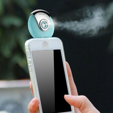 Овлажнител за мобилен телефон